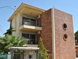Lux Apartment in Lagonissi