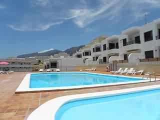 Apartment with ocean view in Playa La Arena