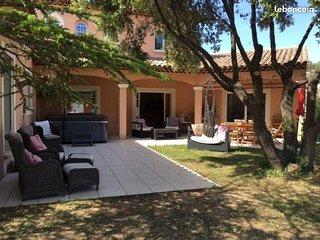 Villa 350m2 avec Piscine, SPA, Billard, salle Cinéma, Flippers, Trempoline