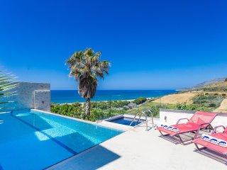 Seaview Villas (Villa Avra) - 300 m to the Beach!