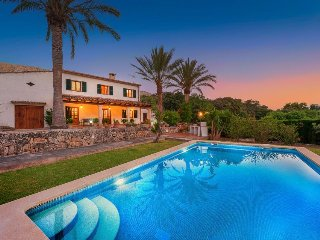 4 bedroom Villa in Cala San Vicente, Balearic Islands, Spain : ref 5334309