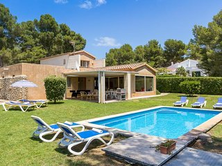 3 bedroom Villa in Son Parc, Balearic Islands, Spain : ref 5334721