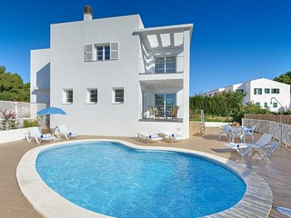 4 bedroom Villa in Cala Galdana, Balearic Islands, Spain : ref 5334300