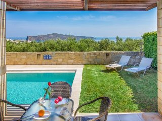 2 bedroom Villa in Stalos, Crete, Greece : ref 5334403