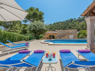 3 bedroom Villa in Cala San Vicente, Balearic Islands, Spain : ref 5334573