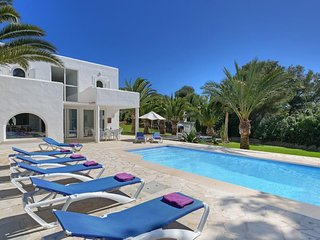 5 bedroom Villa in Cala Egos, Balearic Islands, Spain : ref 5334199