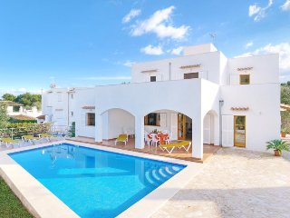 4 bedroom Villa in Cala Egos, Balearic Islands, Spain : ref 5334607