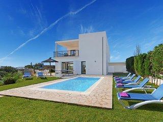 3 bedroom Villa in Cala d'Or, Balearic Islands, Spain : ref 5334277