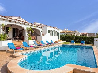 4 bedroom Villa in Binibèquer Vell, Balearic Islands, Spain : ref 5334766