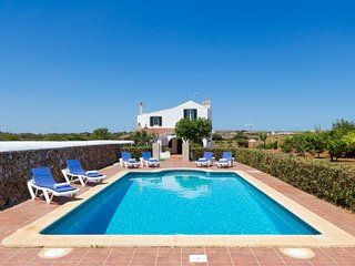 5 bedroom Villa in ses Truqueries, Balearic Islands, Spain : ref 5334754