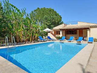 3 bedroom Villa in Pollença, Balearic Islands, Spain : ref 5334575