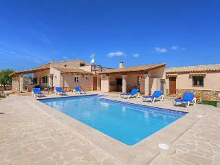 3 bedroom Villa in Cala Mondrago, Balearic Islands, Spain : ref 5334627