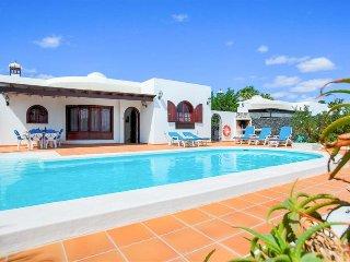 3 bedroom Villa in Puerto del Carmen, Canary Islands, Spain - 5334284