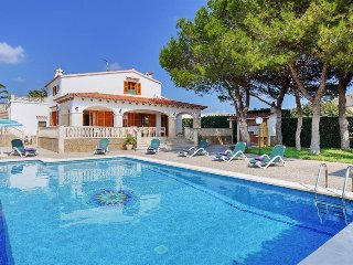 5 bedroom Villa in Cala Blanca, Balearic Islands, Spain : ref 5334704