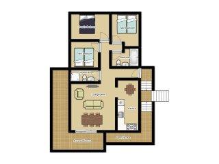 6 bedroom Villa in Cala Galdana, Balearic Islands, Spain : ref 5334747