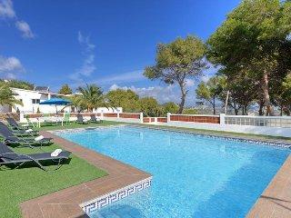 5 bedroom Villa in Calpe, Valencia, Spain : ref 5334516