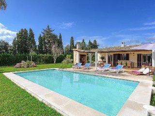 3 bedroom Villa in Port de Pollenca, Balearic Islands, Spain : ref 5334185