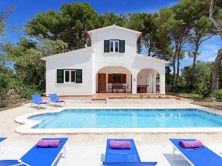 4 bedroom Villa in Cala Galdana, Balearic Islands, Spain : ref 5334278