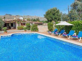 2 bedroom Villa in Pollenca, Balearic Islands, Spain : ref 5334656
