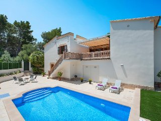 3 bedroom Villa in es Mal Pas, Balearic Islands, Spain : ref 5334618