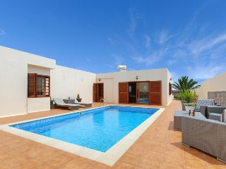 4 bedroom Villa in Costa Teguise, Canary Islands, Spain : ref 5334675