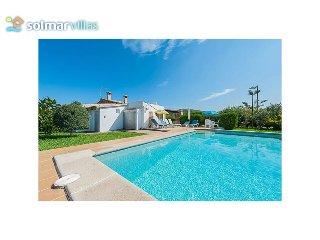 3 bedroom Villa in Port de Pollenca, Balearic Islands, Spain : ref 5334187