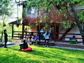 Magura Cottage-Casuta Magura -green paradise in Transylvania