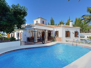 5 bedroom Villa in Nerja, Andalusia, Spain : ref 5334305