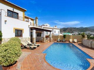 3 bedroom Villa in Nerja, Andalusia, Spain : ref 5334770
