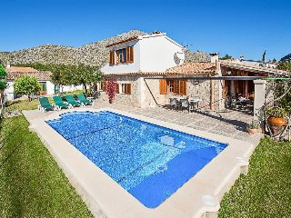 3 bedroom Villa in Port de Pollença, Balearic Islands, Spain : ref 5334612