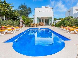 4 bedroom Villa in Cala Egos, Balearic Islands, Spain : ref 5334593