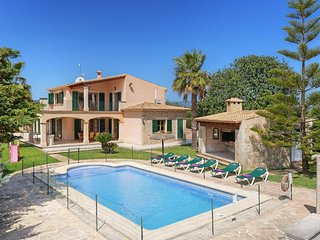 3 bedroom Villa in Cala Ferrera, Balearic Islands, Spain : ref 5334317