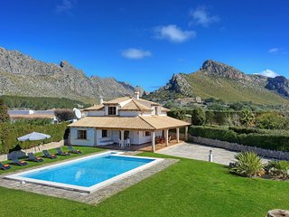 3 bedroom Villa in Port de Pollenca, Balearic Islands, Spain : ref 5334332