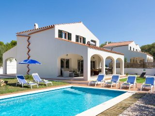 4 bedroom Villa in Cala Galdana, Balearic Islands, Spain : ref 5334738