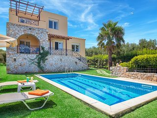 3 bedroom Villa in Kalyves, Crete, Greece : ref 5334444