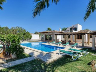 5 bedroom Villa in Port d'Alcudia, Balearic Islands, Spain : ref 5334193