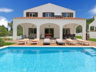 4 bedroom Villa in Cala Galdana, Balearic Islands, Spain : ref 5334253
