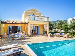 3 bedroom Villa in Karavomylos, Ionian Islands, Greece : ref 5334453