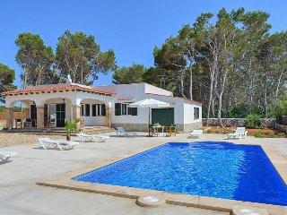 4 bedroom Villa in Cala Blanca, Balearic Islands, Spain : ref 5334169