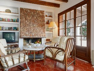 4 bedroom Villa in Binibèquer Vell, Balearic Islands, Spain : ref 5334706