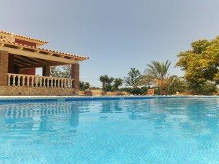 Casa Roja - Modern Villa with pool in stunning Spanish countryside near Lorca