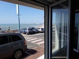 Phéacie - T3 rez de chaussée - Front de mer