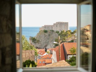Apartments Cava Dubrovnik - Premium Studio Apt with Patio and sea View (A2)