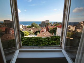 Apartments Cava Dubrovnik - Comfort One Bedroom Apt with Patio and Sea View A3