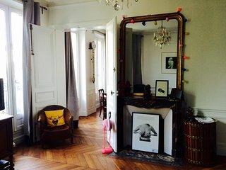 appartement parisien typique !