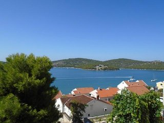 One-Bedroom Apartment  Bernarda With Sea View In Tisno A(6+0 Persons) DS1308