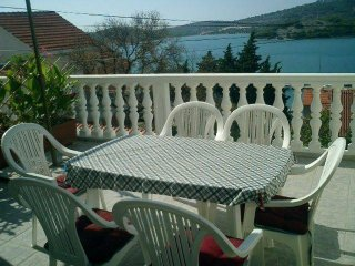 Seaview Apartment  Petra in Tisno A6 (2+2 Persons)