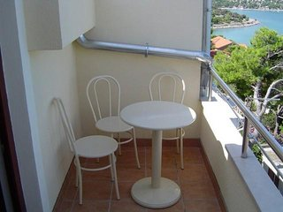 Two-Bedroom Apartment Cathy near the beach in Tisno (3+0 Persons)