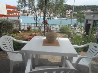 Studio Apartment Andy with seaview In Tisno A (2+1 Persons)
