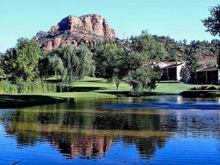 SEDONA **King Suite**{KingBed/Fireplace/JettedTub/Spa} POCO DIABLO RESORT